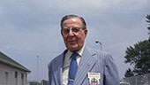 Still image of Dr. Tom Hanna medical director at the Indianapolis Motor Speedway.