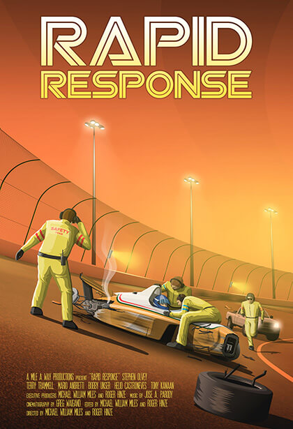 Official Rapid Response movie poster image